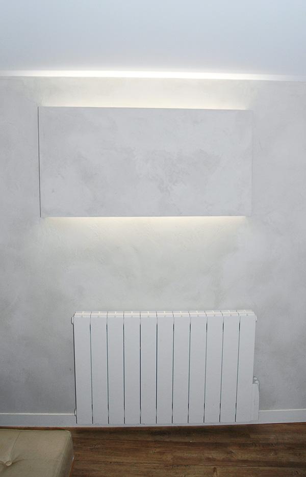 paneau de lumiere- electricien - creation